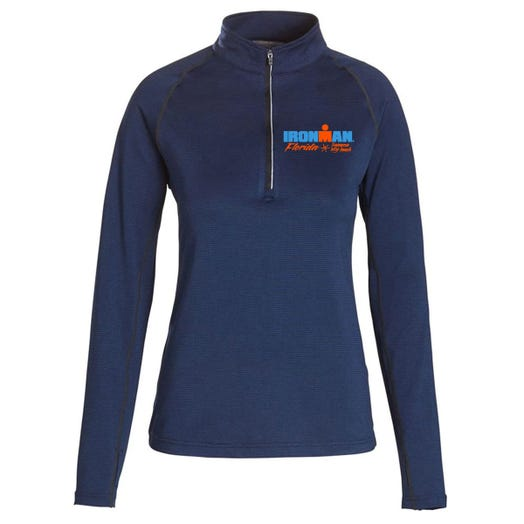 IRONMAN FLORIDA WOMEN'S EVENT HALF ZIP