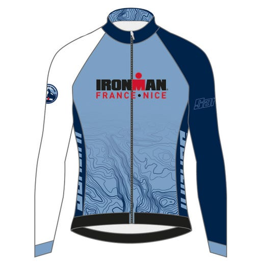 IRONMAN FRANCE 2019 WOMEN'S FINISHER COURSE CYCLE JERSEY