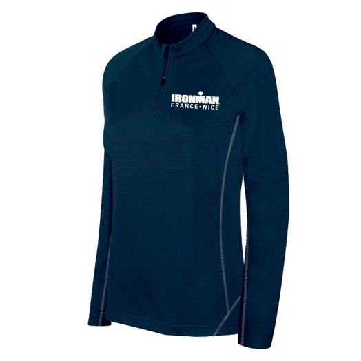 IRONMAN FRANCE WOMEN'S HALF ZIP