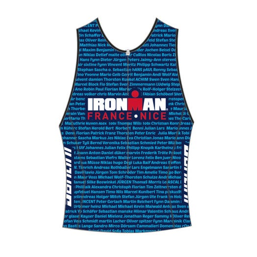 IRONMAN FRANCE 2019 MEN'S NAME TRI TOP