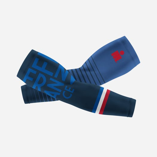 IRONMAN Team France Arm Sleeve - Unisex