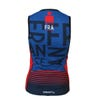 IRONMAN Women's Team France Tri Top