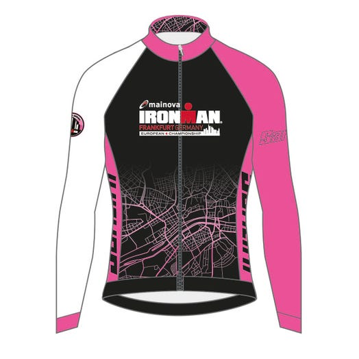 IRONMAN EUROPEAN CHAMPIONSHIP 2019 WOMEN'S FINISHER COURSE CYCLE JERSEY