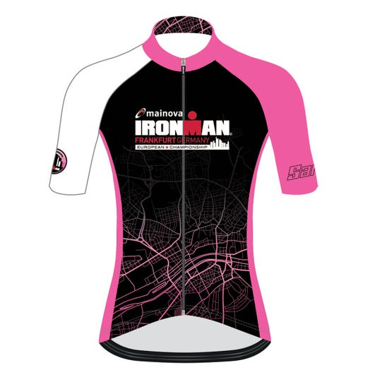 IRONMAN EUROPEAN CHAMPIONSHIP 2019 WOMEN'S COURSE CYCLE JERSEY