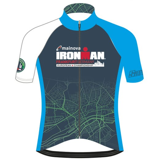 IRONMAN EUROPEAN CHAMPIONSHIP 2019 MEN'S COURSE CYCLE JERSEY