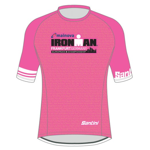 IRONMAN EUROPEAN CHAMPIONSHIP 2019 WOMEN'S PERFORMANCE NAME TEE