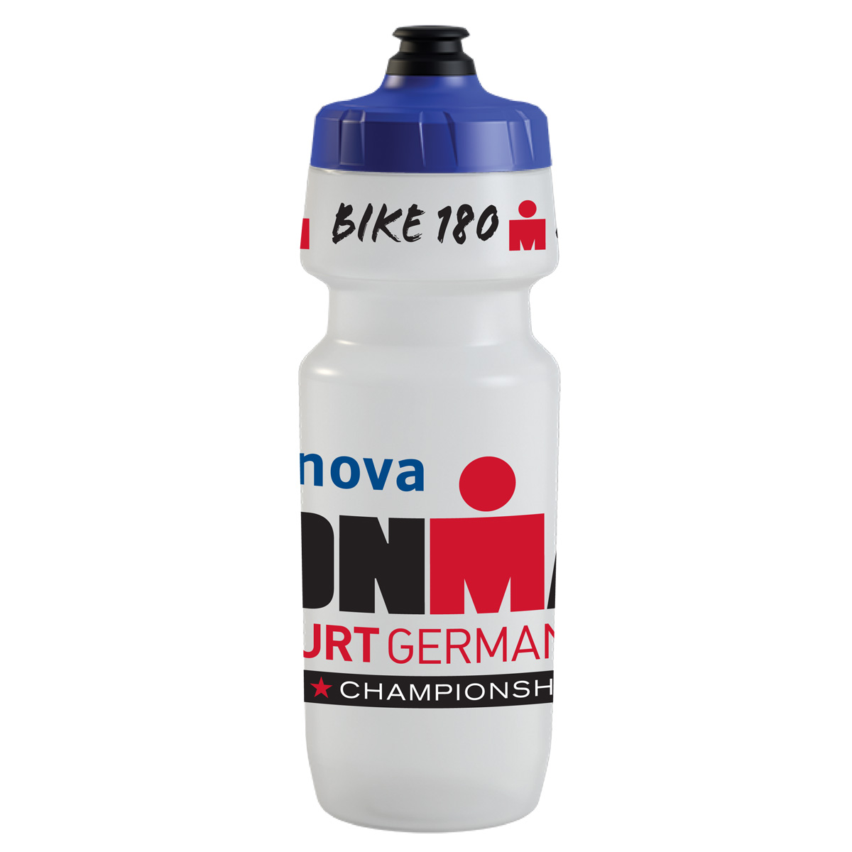 MAINOVA IRONMAN EUROPEAN CHAMPIONSHIP FRANKFURT WATER BOTTLE