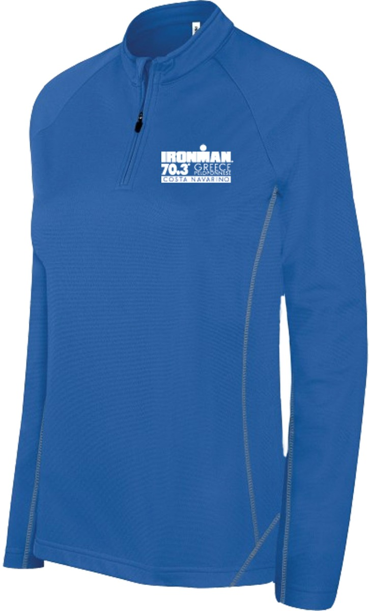 IRONMAN 70.3 Greece 2019 Women's Half Zip