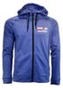 IRONMAN 70.3 Greece 2019 Men's Full Zip Name Hoodie