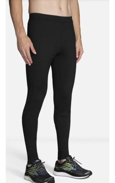 Brooks Running Men's Greenlight Tight Black