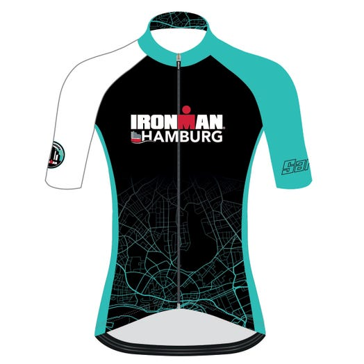 IRONMAN HAMBURG 2019 WOMEN'S COURSE CYCLE JERSEY