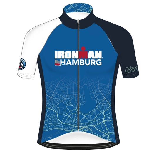 IRONMAN HAMBURG 2019 MEN'S COURSE CYCLE JERSEY