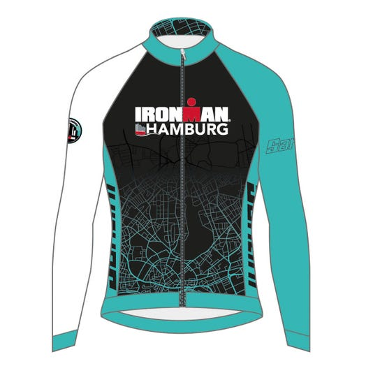 IRONMAN HAMBURG 2019 WOMEN'S FINISHER COURSE CYCLE JERSEY