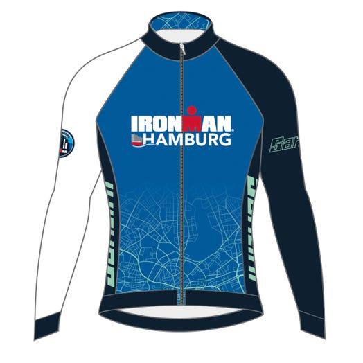 IRONMAN HAMBURG 2019 MEN'S FINISHER COURSE CYCLE JERSEY