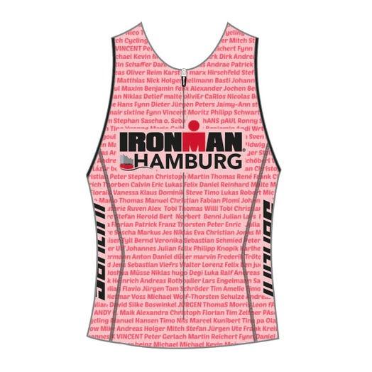 IRONMAN HAMBURG 2019 WOMEN'S NAME TRI TOP