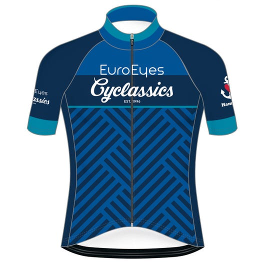 EUROEYES CYCLASSICS HAMBURG 2019 MEN'S CYCLE JERSEY