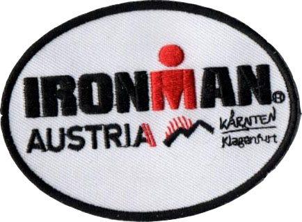 IRONMAN Austria Patch