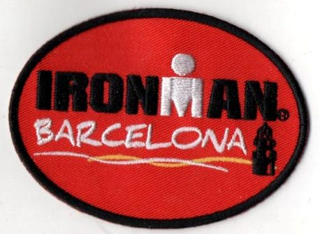 IRONMAN BARCELONA PATCH