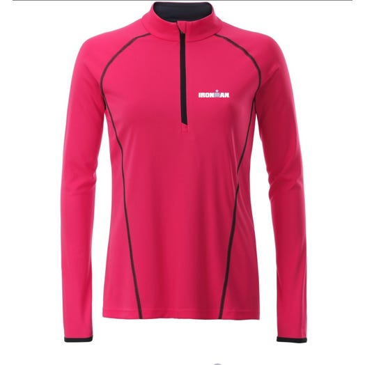IRONMAN Women's Brilliant Halfzip