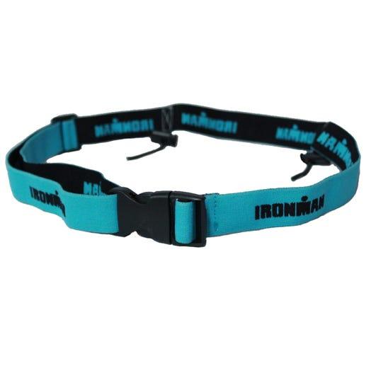 IRONMAN Race Belt - Turquoise