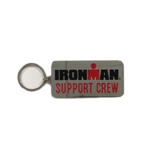 IRONMAN Support Crew Keychain