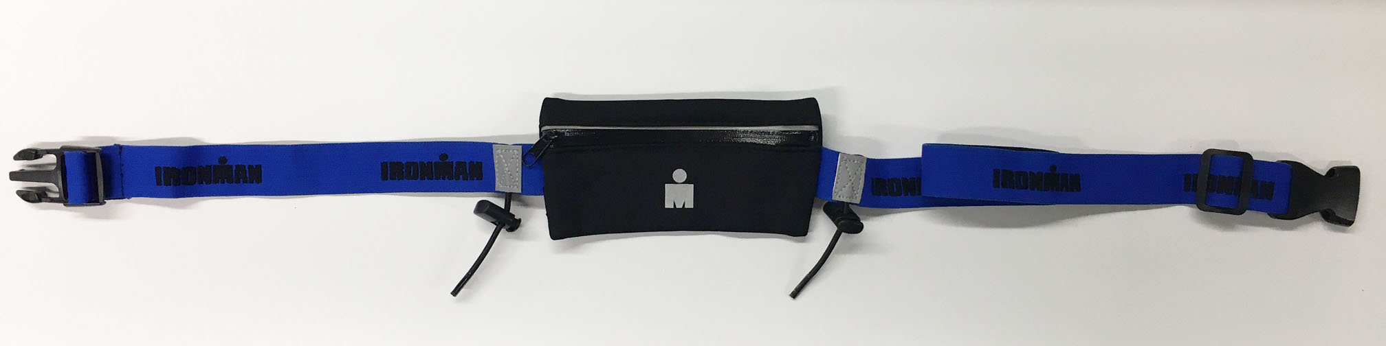 IRONMAN Zip Pouch Race Belt