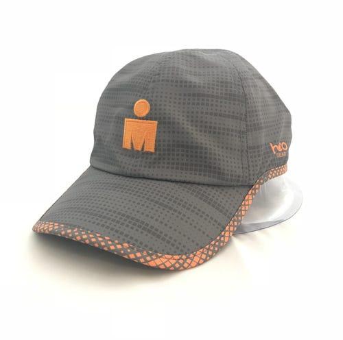 IRONMAN MDOT Grey Orange Digital Tech Hat