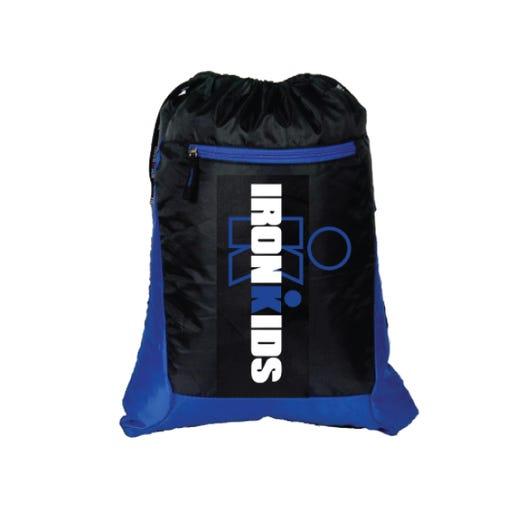 IRONKIDS Sling Bag - Black/Blue