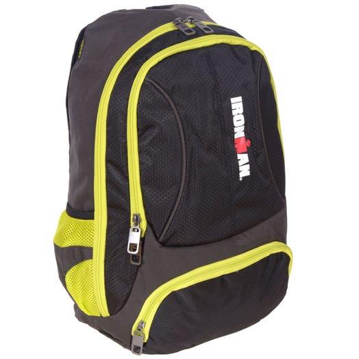 IRONMAN 2018 Backpack Black/Lime