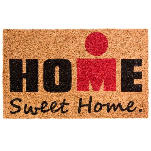 IRONMAN Sweet Home Doormat