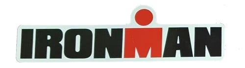 "IRONMAN 6"" Flat Magnet"