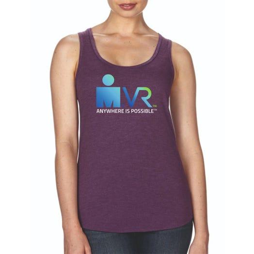 IRONMAN Women's VR MDOT Tank Top
