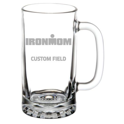 IRONMOM Personalized Beer Mug