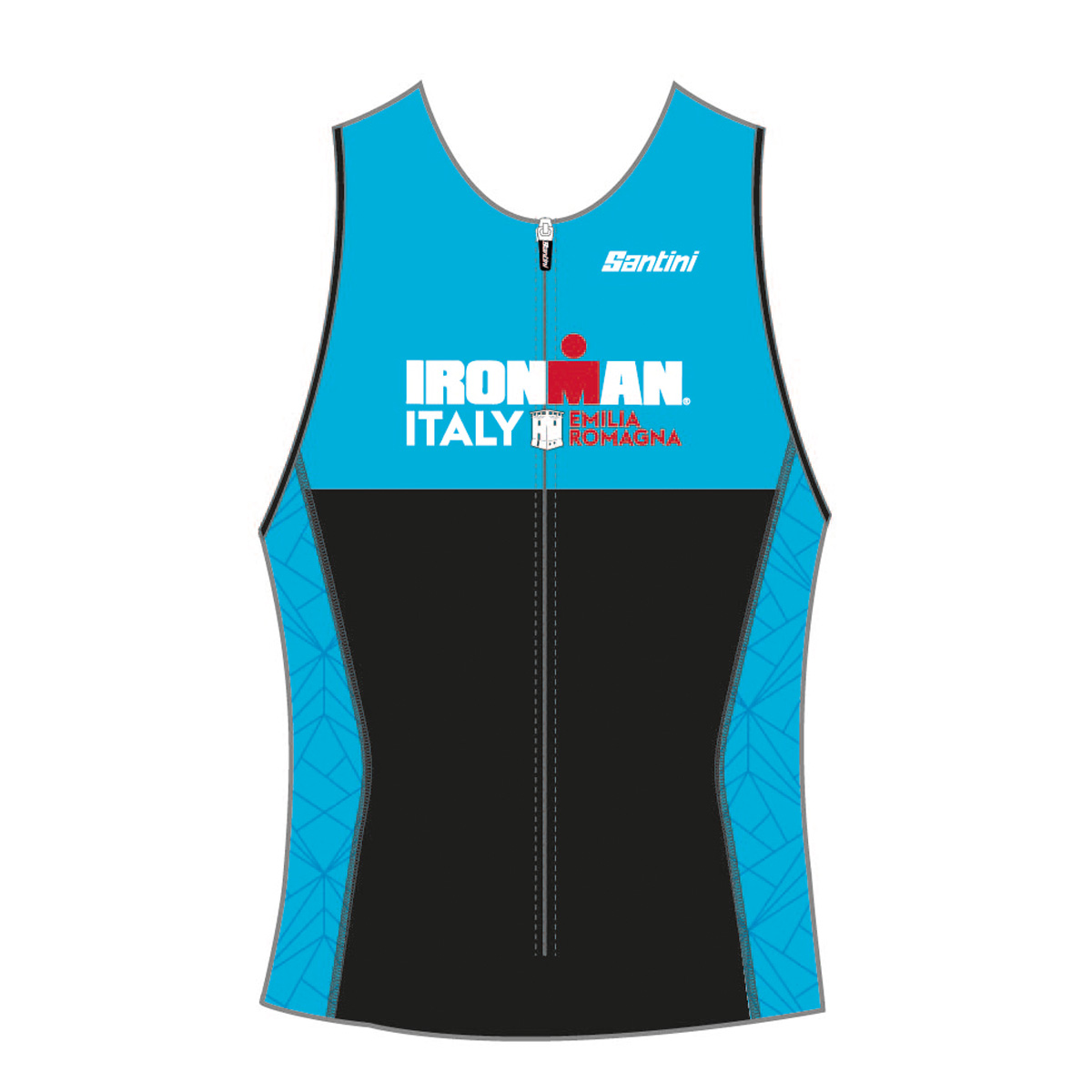 IRONMAN ITALY EMILIA-ROMAGNA 2019 WOMEN'S NAME TRI TOP