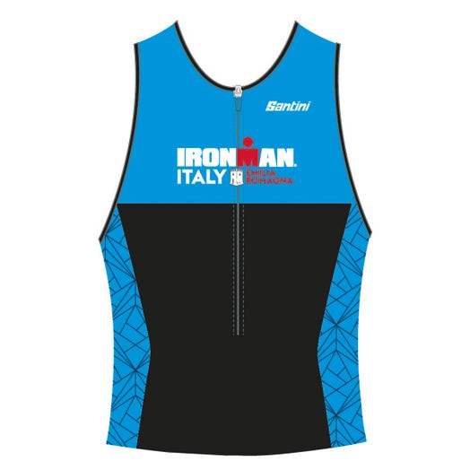 IRONMAN ITALY EMILIA-ROMAGNA 2019 MEN'S NAME TRI TOP