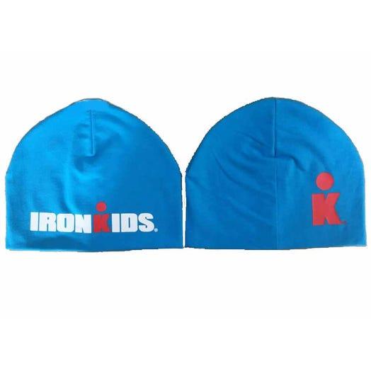 Ironman Kids Beanie - Turquoise