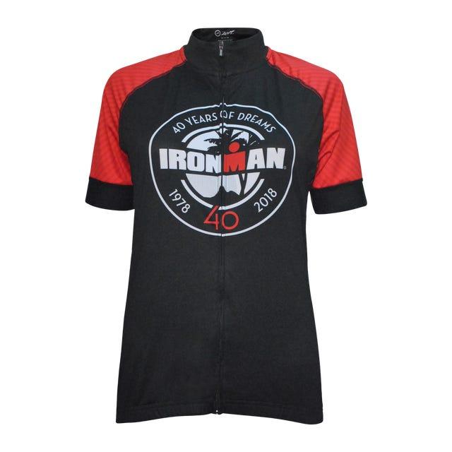 IRONMAN Women's 40TH Anniversary Badge Cycle Jersey