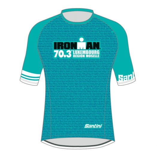 IRONMAN 70.3 LUXEMBOURG 2019 WOMEN'S PERFORMANCE NAME TEE