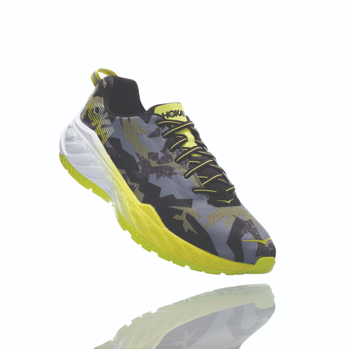 IRONMAN Men's Hoka Clayton 2