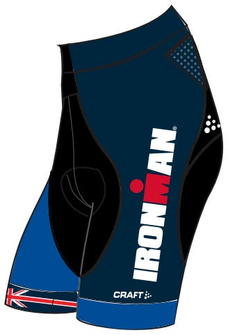 IRONMAN Men's Team UK Tri Shorts
