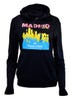 ROCK N ROLL MARATHON SERIES MADRID 2019 WOMEN'S 13.1K L-Z NAME HOODIE