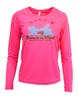 ROCK N ROLL MARATHON SERIES MADRID 2019 WOMEN'S 26.2K LONG SLEEVE NAME TEE
