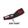 IRONMAN Custom Arm Sleeves - Black