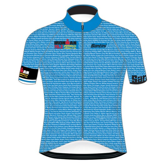 IRONMAN 70.3 Marbella 2019 Men's Cycle Top