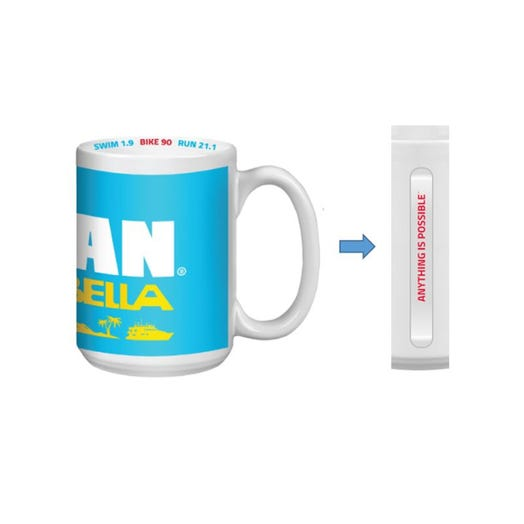 IRONMAN 70.3 Marbella 2019 Event Coffee Mug