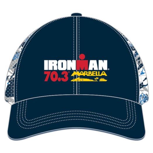 IRONMAN 70.3 Marbella 2019 Event Trucker Hat
