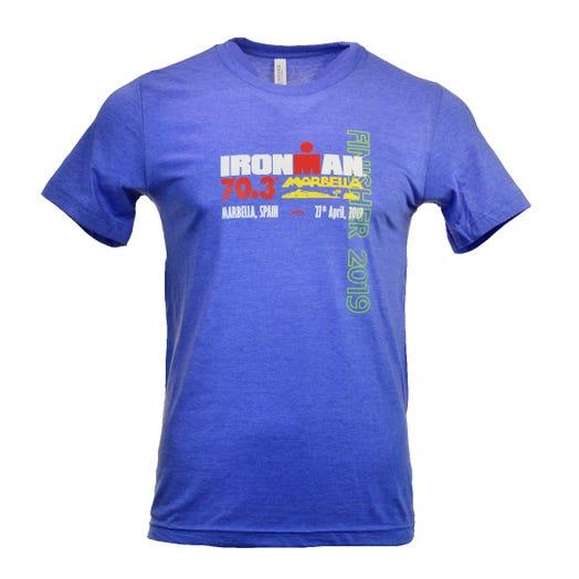 IRONMAN 70.3 Marbella 2019 Men's Finisher Tee