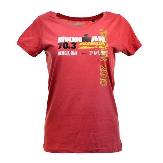 IRONMAN 70.3 Marbella 2019 Women's Finisher Tee