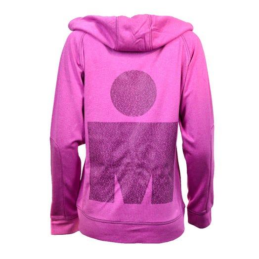 IRONMAN 70.3 Marbella 2019 Women's Powerstretch Name Jacket