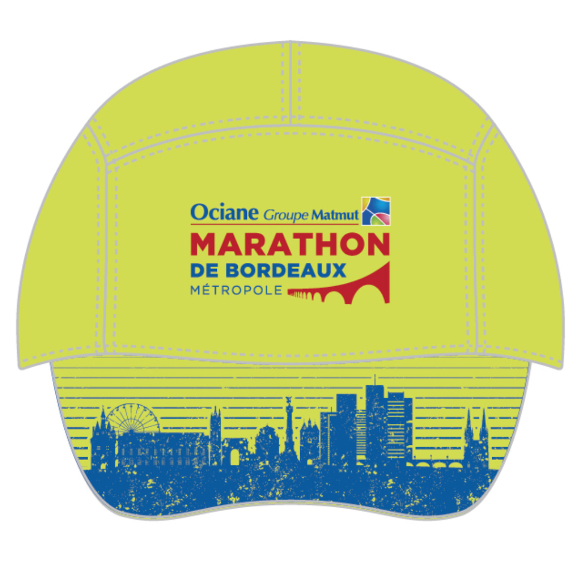 MARATHON DE BORDEAUX EVENT TECH HAT